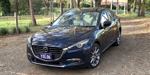 2017 Mazda 3 SP25 Astina review