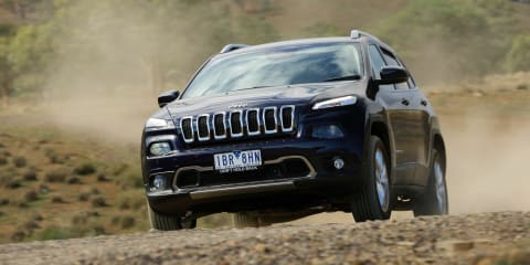 Jeep Cherokee Limited diesel arrives priced at $49,000