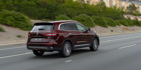 2020 Renault Koleos: Diesel option axed