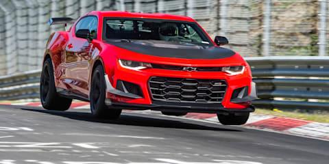 Chevrolet Camaro future up in the air