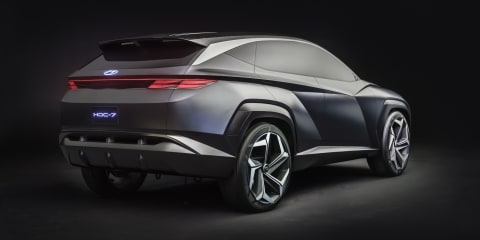 2021 Hyundai Tucson previewed by Vision T concept - UPDATE: video tour