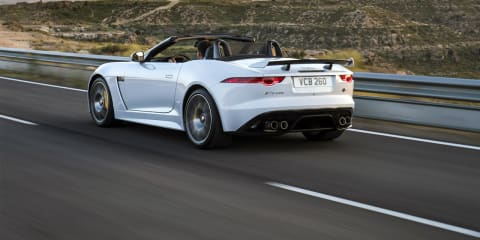 2017 Jaguar F-Type SVR Review