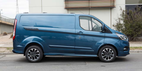 Ford Europe approves the use of vegetable oil as fuel in its Transit vans