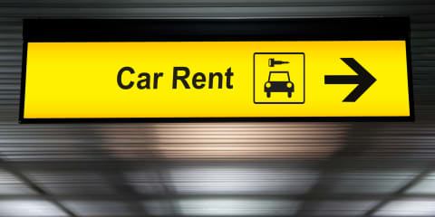Rental cars hit the brakes during coronavirus crisis
