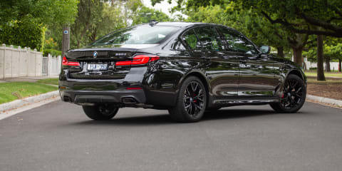 2021 BMW 530d LCI review