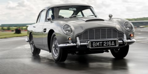 1964-2020 Aston Martin DB5 Continuation review