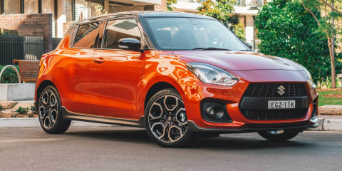 2021 Suzuki Swift Sport Series II review