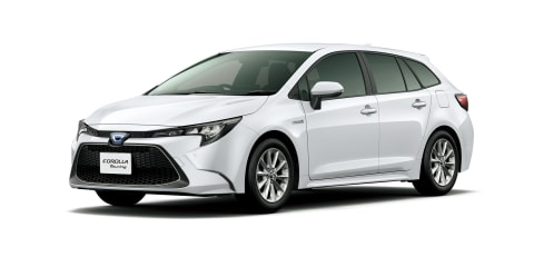 Toyota Corolla Touring released in Japan, still not for Australia