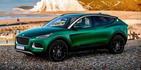 2021 Lotus Lambda SUV imagined