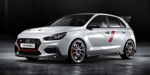 Hyundai i30 N Option concept revealed