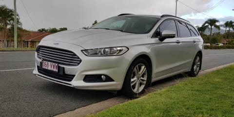 2015 Ford Mondeo Ambiente TdCi Review