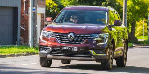 2020 Renault Koleos gets seven-year warranty through April - UPDATE
