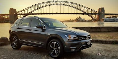 2017 Volkswagen Tiguan 110 TDI Adventure (Special Ed) review