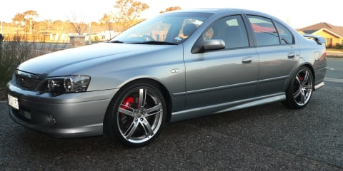2004 Ford Falcon XR6 Turbo review