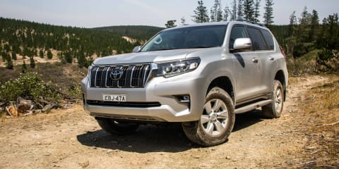2019 Toyota LandCruiser Prado GXL review