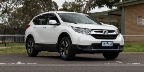 2019 Honda CR-V Vi review