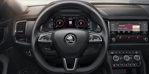 2019 Skoda Kodiaq GT revealed for China - UPDATE