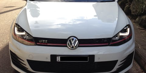 2014 Volkswagen Golf GTI review