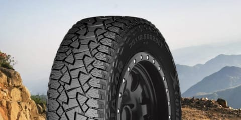Gladiator recalls light truck tyre, citing risk of structural failure