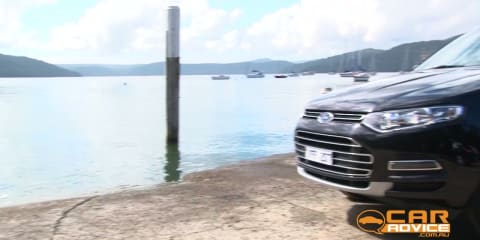 Ford Territory Video Review II