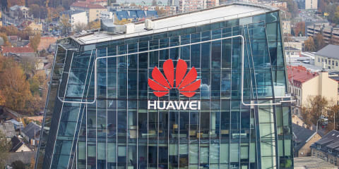 Chinese phone maker Huawei to begin making electric vehicles – report