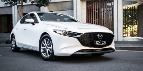 2019 Mazda 3 recalled again