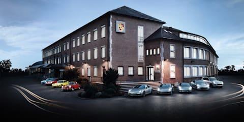 Porsche Museum Tour: Inside the Porsche dream factory