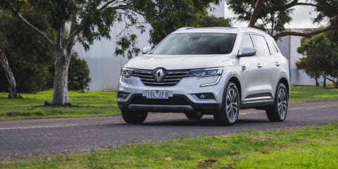 Renault Koleos gains CarPlay, Android Auto retrofit