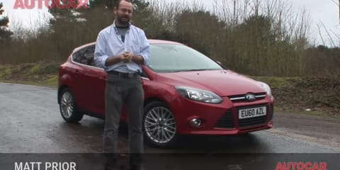 Video: 2012 Ford Focus review