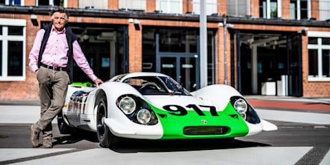 Obituary: Hans Mezger, legendary Porsche designer