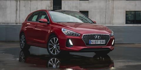 2018 Hyundai i30 recalled