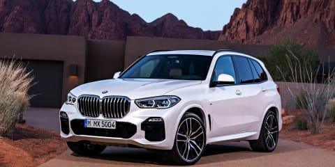 BMW X5 and X6 xDrive40d mild hybrids revealed, not for Australia
