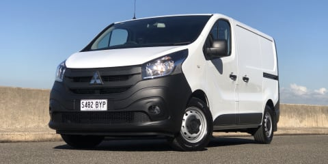 2021 Mitsubishi Express van review