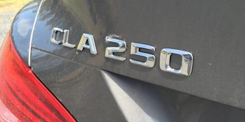 2014 Mercedes-Benz CLA 250 Sport 4MATIC Speed Date