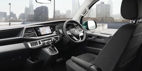2021 Volkswagen Multivan & Caravelle T6.1 price and specs