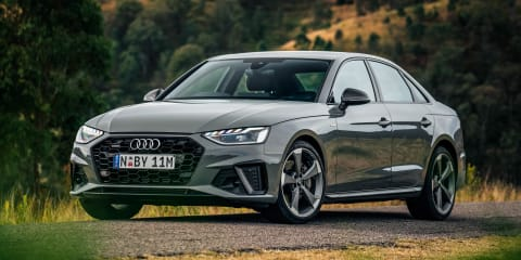 2021 Audi A4 price and specs