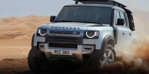 NEW Land Rover Defender revealed! Watch our walkaround review