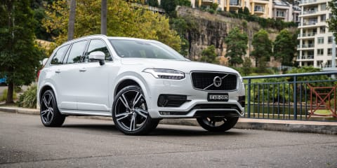 2019 Volvo XC90 D5 R-Design long-term review: Highway driving