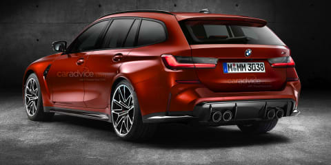2023 BMW M3 Touring wagon to be auto, AWD only – report