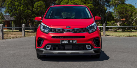 Kia considering Picanto EV