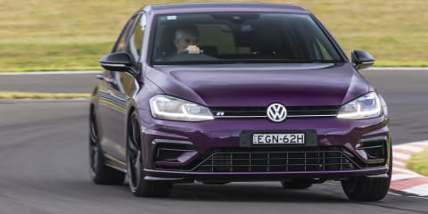 2020 Volkswagen Golf R Final Edition review