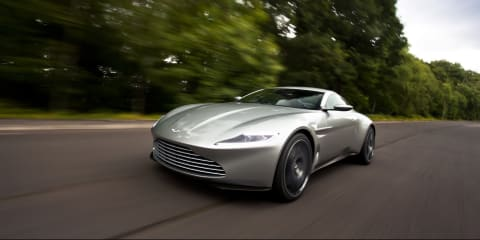 Aston Martin DB10 Review