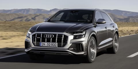 2020 Audi SQ8 revealed, here in 2020