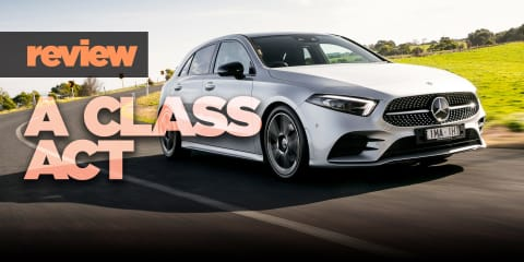 2019 Mercedes-Benz A-Class review: Australian launch