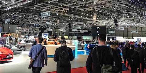 CarAdvice at the 2016 Geneva Motor Show