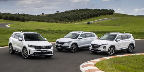 2021 Drive Car of the Year – Best Large SUV
