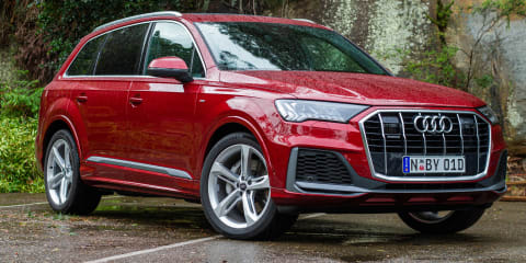 2021 Audi Q7 gains V6 petrol in Australia, A4 Allroad and TT score power increases
