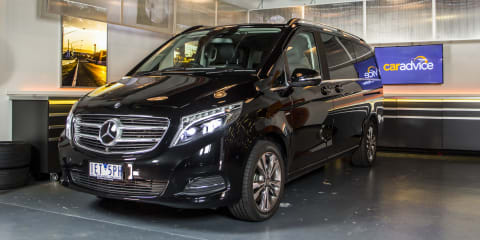 2015 Mercedes-Benz V-Class, Vito recalled
