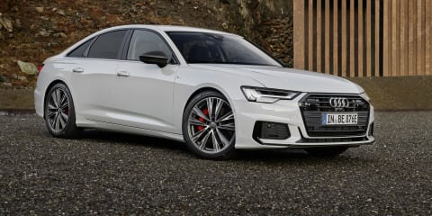 2020 Audi A6 55 TFSI e quattro plug-in hybrid sedan revealed