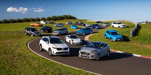 Video: Kia Sorento the 2021 Drive Car of the Year Overall Winner
